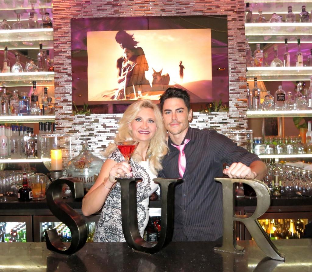 Bartender Tom Sandoval