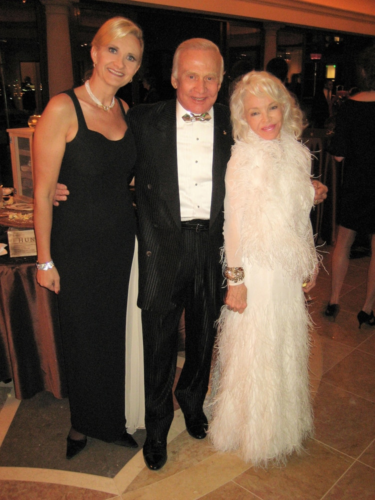 Buzz Aldrin | Sophie Gayot | Lois Driggs