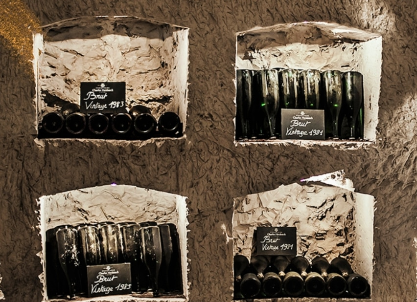 Champagne Charles Heidsieck Les Crayères