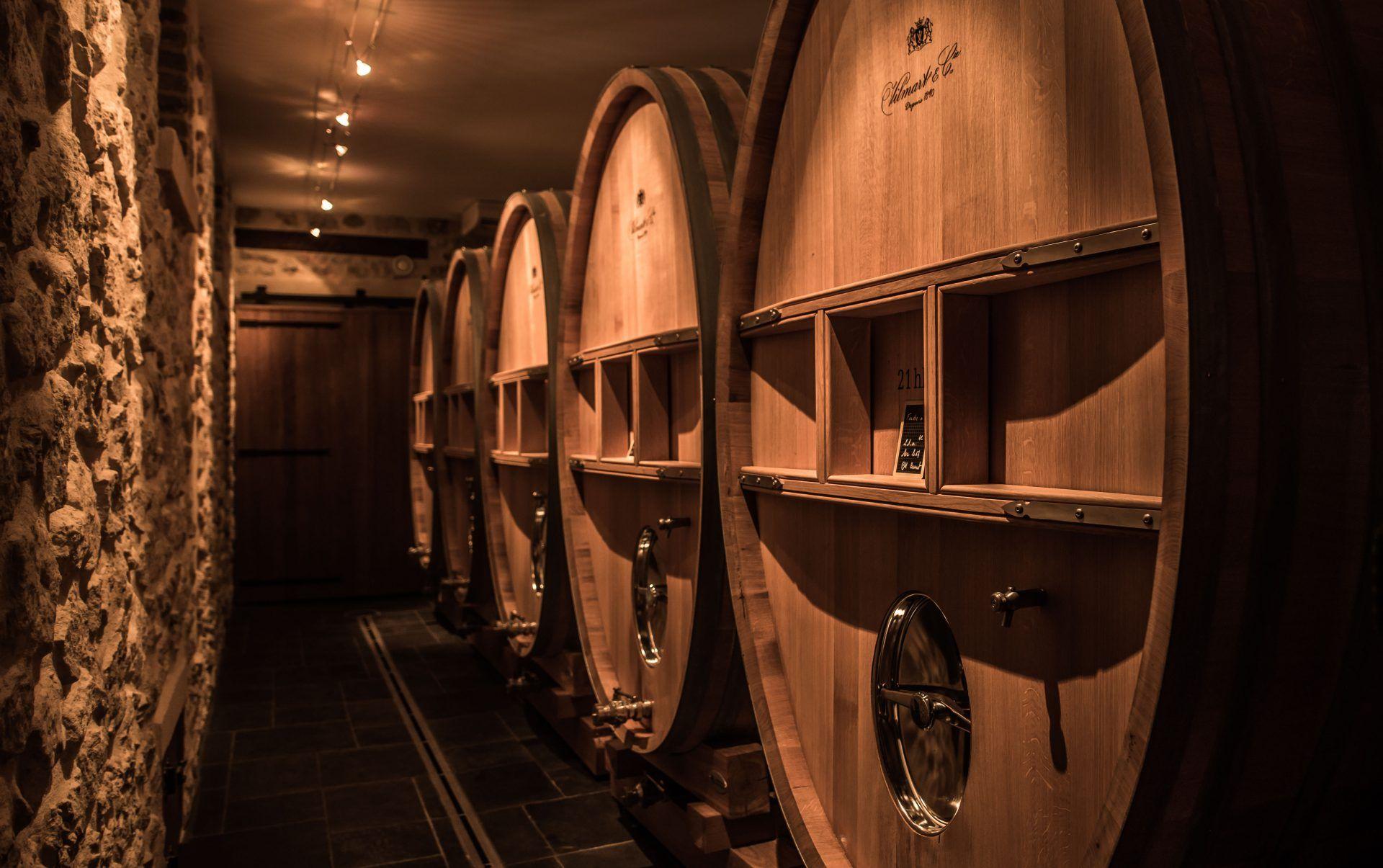 Champagne Vilmart Cellars