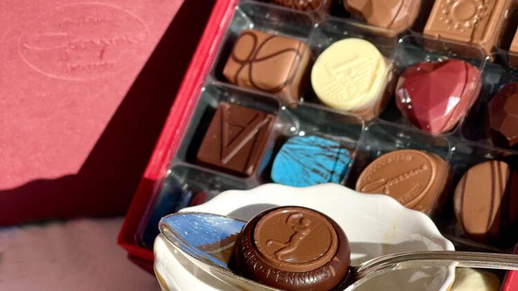 Goossens artisan chocolates