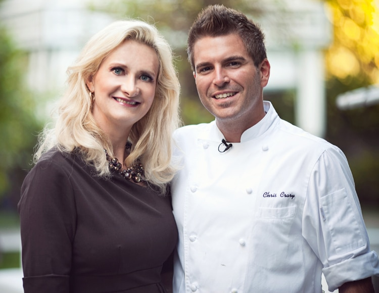 Chef Chris Crary | Sophie Gayot
