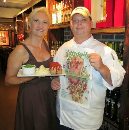 Sophie Gayot | Chef Jason Dame