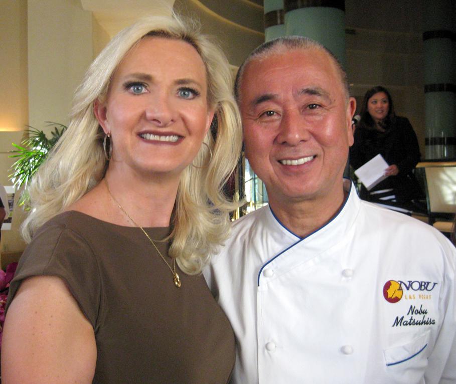 Sophie Gayot | Chef Nobu Matsuhisa