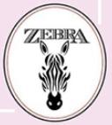 Zebra Champagne