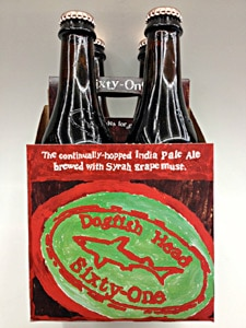 Dogfish Head Sixty-One Minute IPA