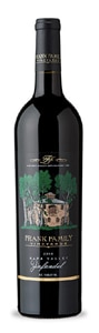 Frank Family Vineyards, Zinfandel, Napa Valley 2018