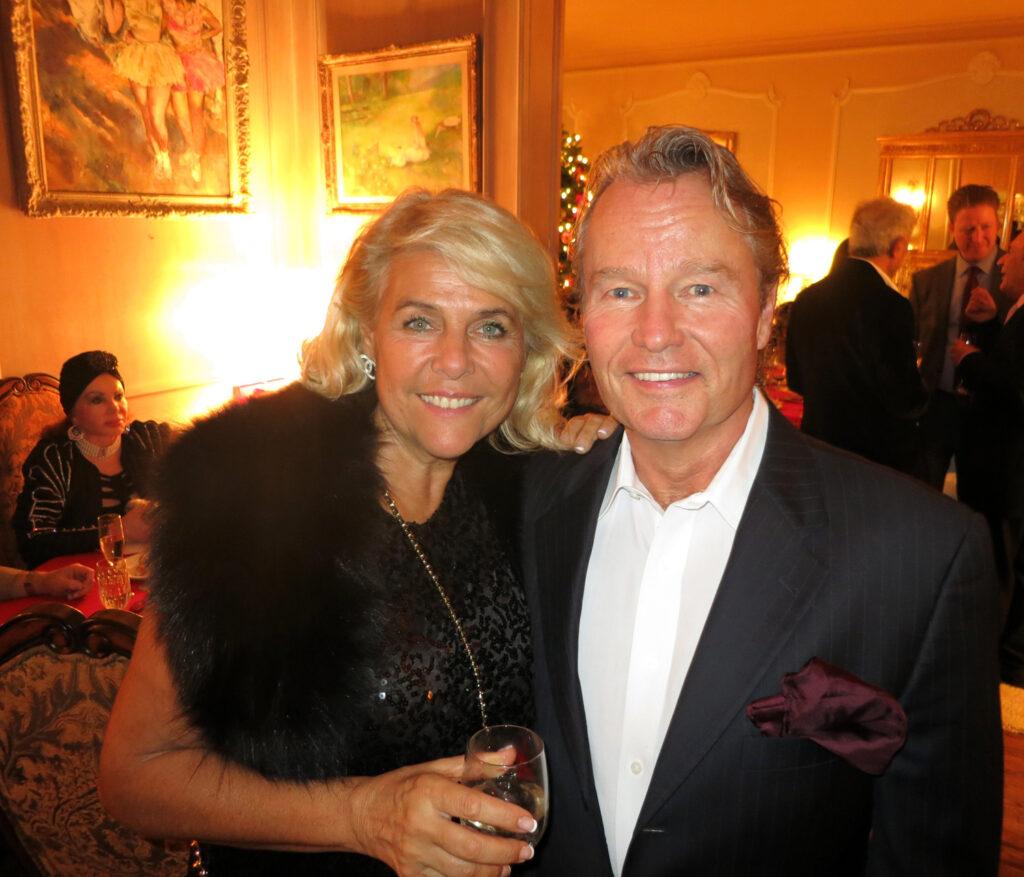 Michèle La Porta | John Savage
