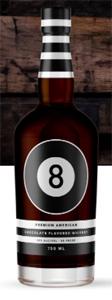 8-Ball Chocolate Whiskey