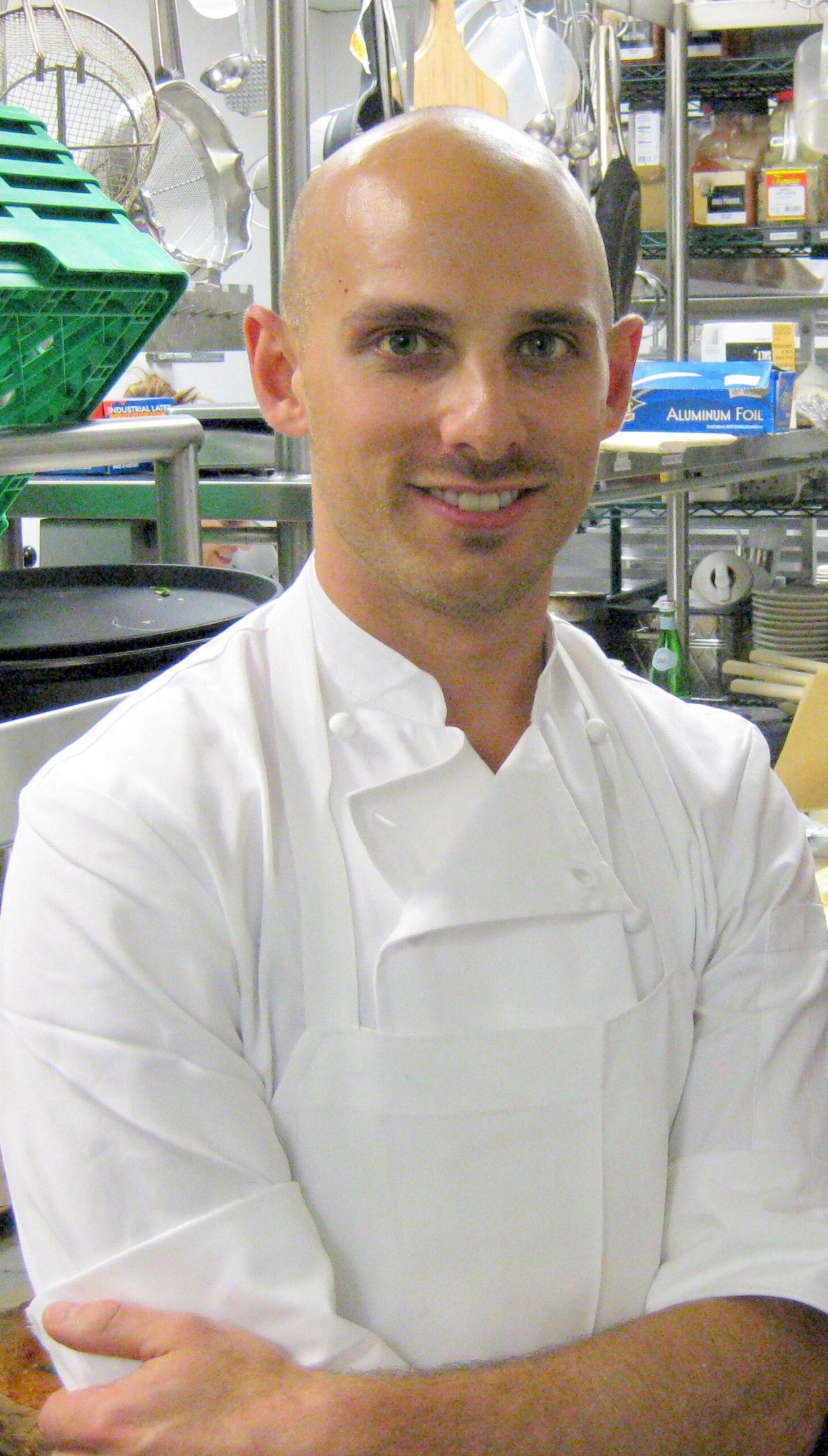 Chef Patrick Costa