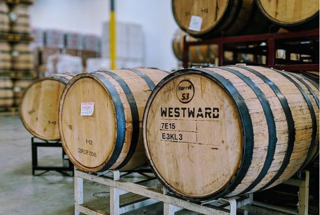 Westward Whiskey Oregon
