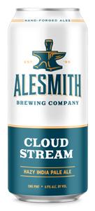 AleSmith Cloud Stream Hazy IPA