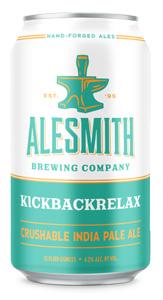 AleSmith Kickbackrelax Crushable IPA