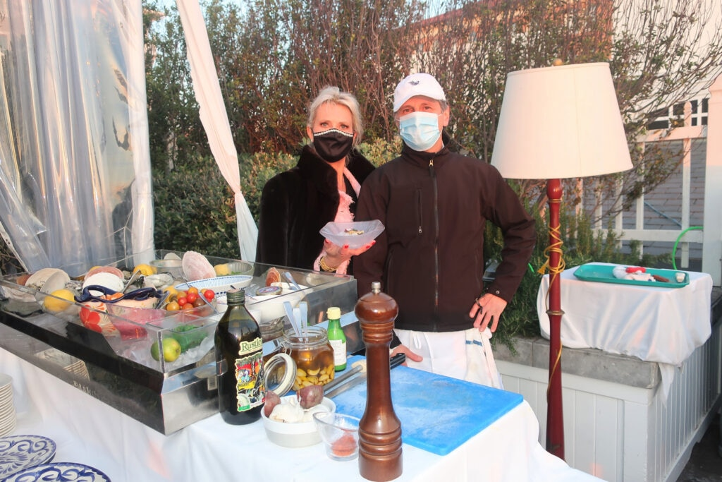 Sophie Gayot | Chef Vittorio Lucariello