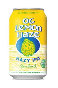 Alpine Beer Company OG Lemon Haze
