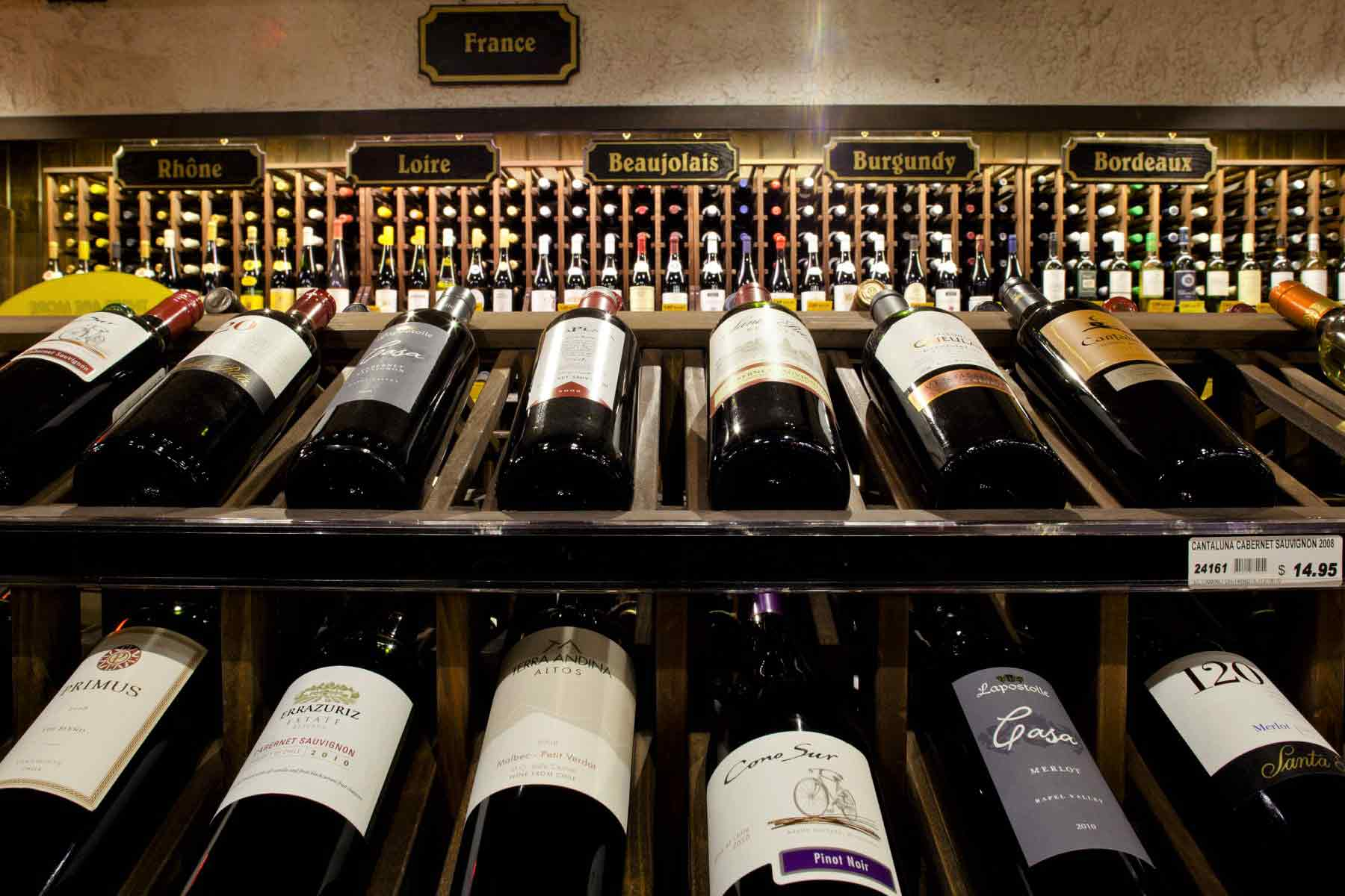 best wine stores chicago il