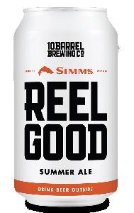 10 Barrel Brewing Company Reel Good Summer Ale