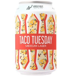 Monday Night Brewing Taco Tuesday