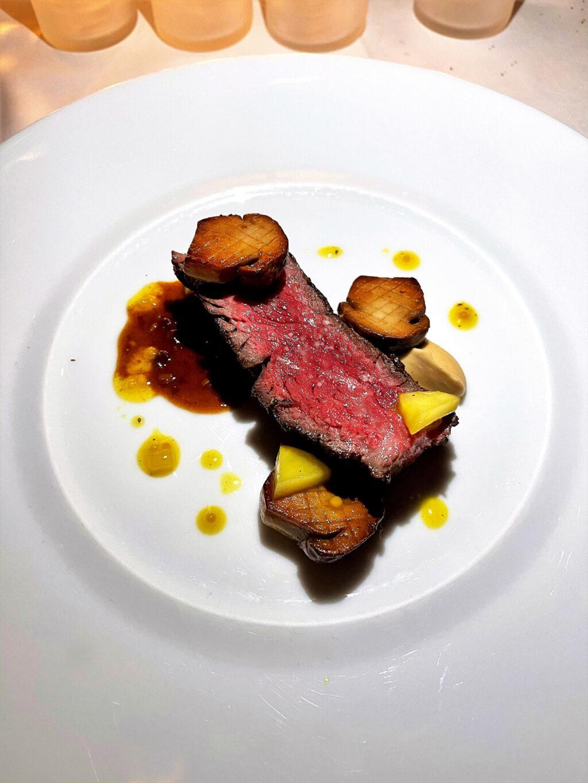 Sirlon steak