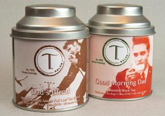 T Salon Gift Tins