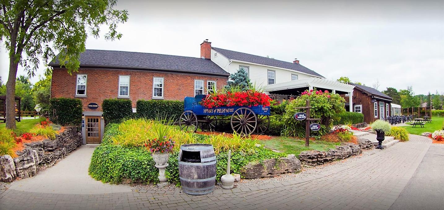Henry of Pelham Family Estate | Ontario, Canada