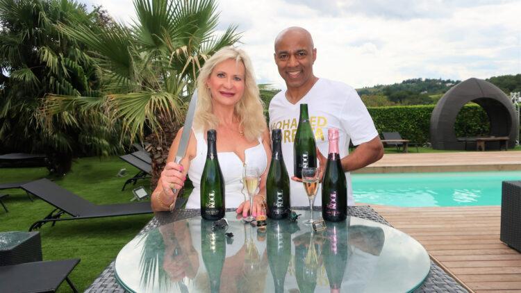 Le Kool champagne Mohamed Moretta Sophie Gayot