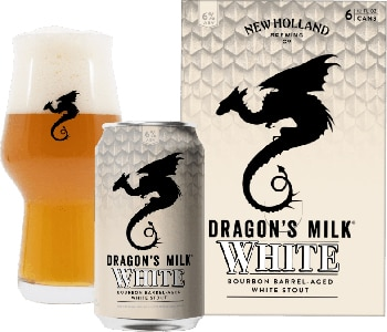 New Holland Brewing Co. Dragon's Milk White