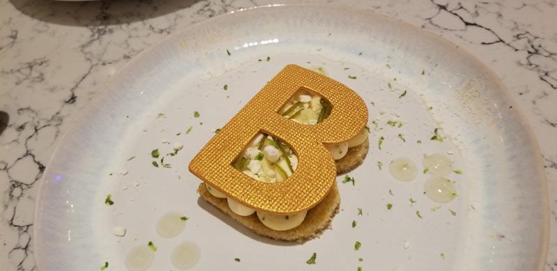 Lemon olio verde tart (photo by Lally Barnes)
