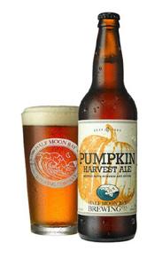Pumpkin Harvest Ale at Half Moon Bay Brewing Company