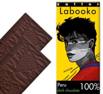 Zotter Peru Chocolate Bar