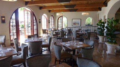 Dining Room of The Bistro