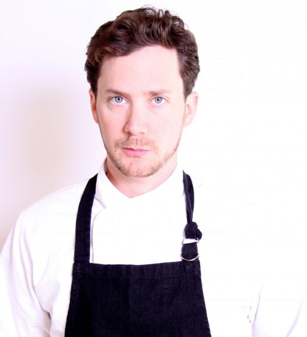Chef Adam Evans