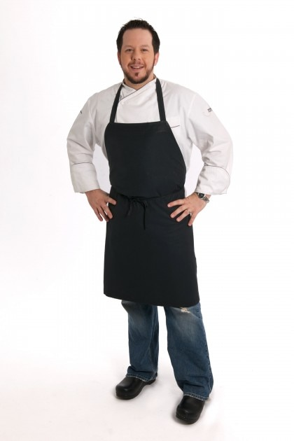Executive chef Eric Gabrynowicz