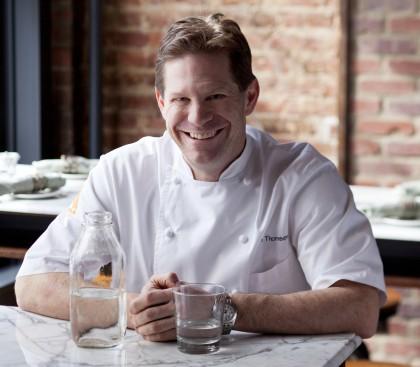 Chef Josh Thomsen