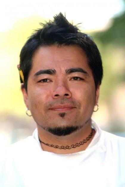 Chef Katsuya Fukushima