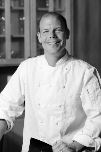 Chef Kevin Nashan