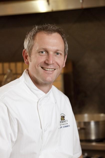 Chef Mark Dommen