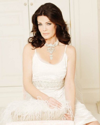 """The Real Housewives of Beverly Hills"" star Lisa Vanderpump Todd"