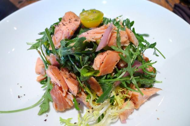 ocean trout salad