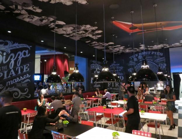 800 Degrees Pizza | SLS Las Vegas