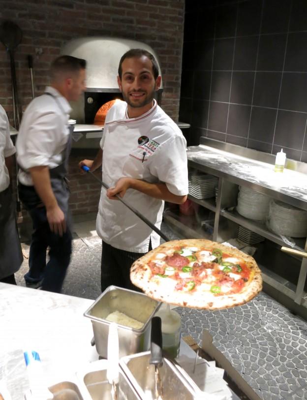Chef Giovanni di Lorio