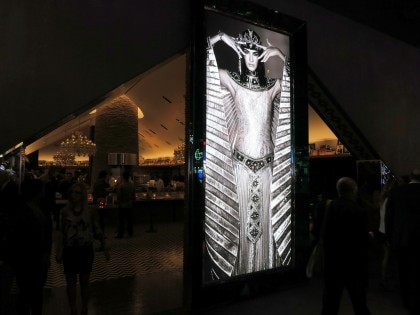 Entrance Cleopatra