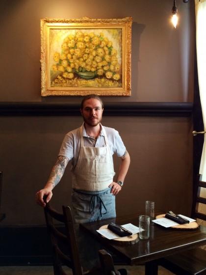 Chef Phillip Frankland Lee