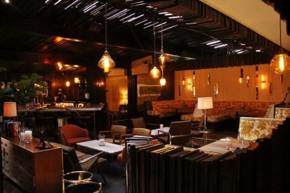 The Nice Guy La Cienega Blvd West Hollywood Ca Restaurant