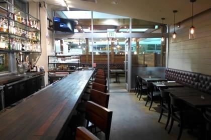 Jackson's food + drink interior