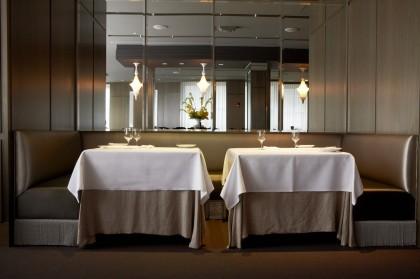 Menton dining room