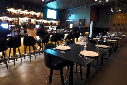 The arthur j lounge & bar